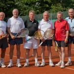 Saison 2011: Herren 55 - Meister der Staffelliga