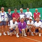 Saison 2008: Herren 60