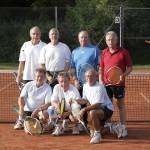 Saison 2009: Herren 55 - Meister der Staffelliga