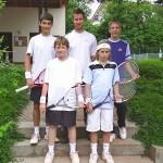 Saison 2008: Knaben Meister und Aufsteiger